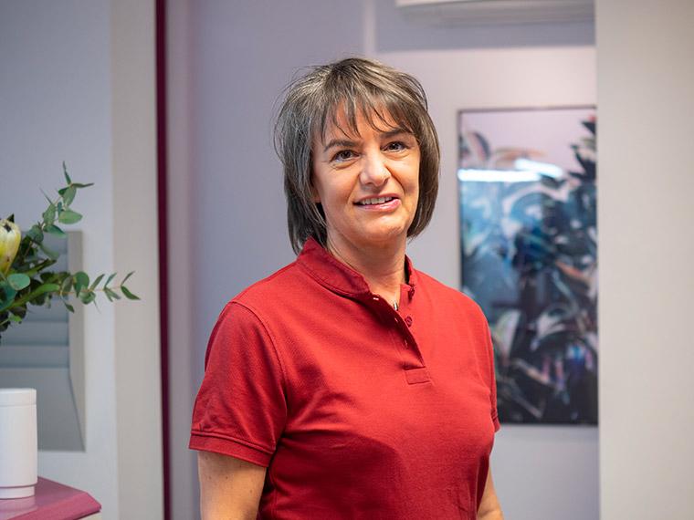 Gina Haslbeck (ZMP)